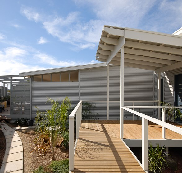 Ettridge Building Design - architectural design services - Adelaide - Encounter Bay Residence